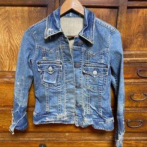 Hysteric Glamour Kinky Jeans denim jacket